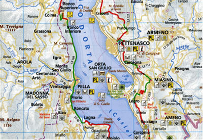 17 novembre – Camminata sul Lago D'Orta – ANNULLATA CAUSA MALTEMPO