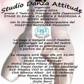 12 marzo – Teatro San Francesco della Cappuccina – Domodossola