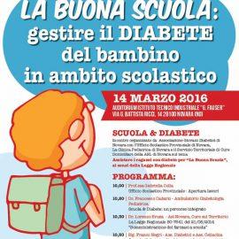 """14 marzo – Novara – Auditorium Istituto Industriale """"G. Fauser"""""""
