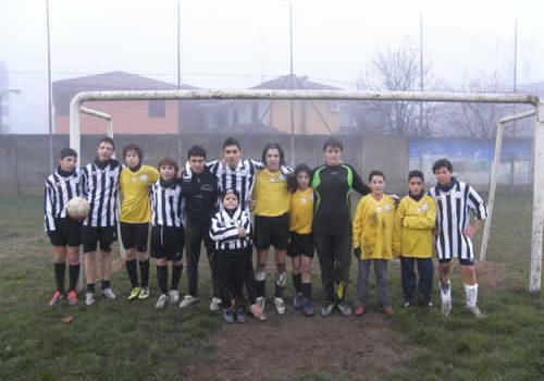 3 gennaio – Prima partita di calcio