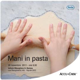 """30 novembre – leggi il report di """"Mani in pasta"""""""