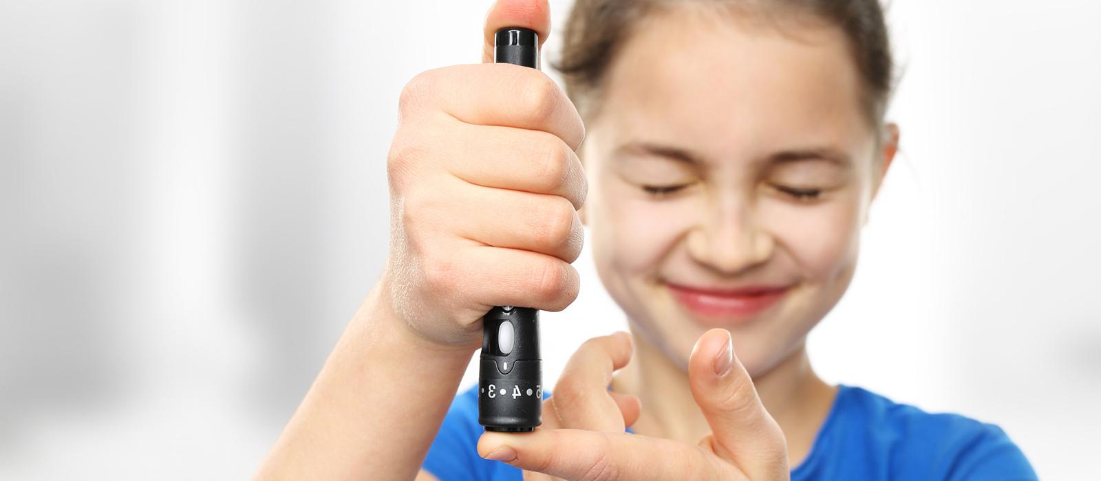 In Italia ci sono 18.000 bambini e adolescenti diabetici di tipo 1