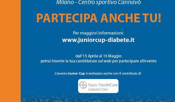11-12 giugno – Milano: qualificazioni Medtronic Junior Cup 2011