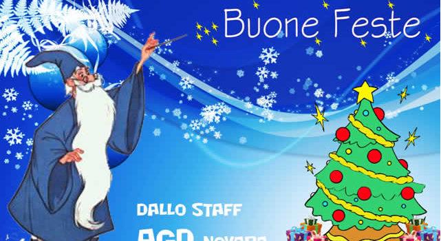 17 dicembre – Festa di Natale