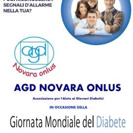 GIORNATA MONDIALE DEL DIABETE ANNO 2018